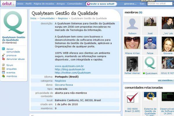 Orkut Qualyteam