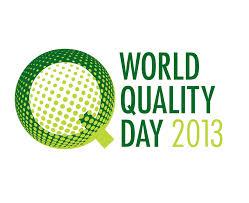 Dia Mundial da Qualidade 2013