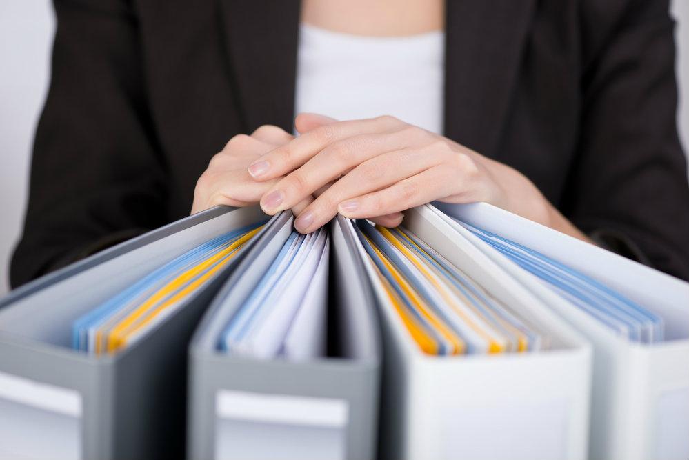 Gestão de documentos eficiente