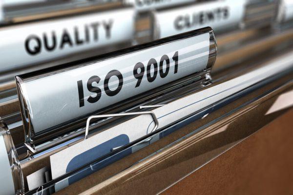 Manutenção da ISO 9001
