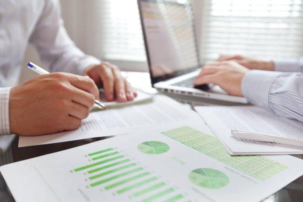 indicadores de resultados e esforços