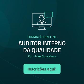 Formação de auditor interno da qualidade