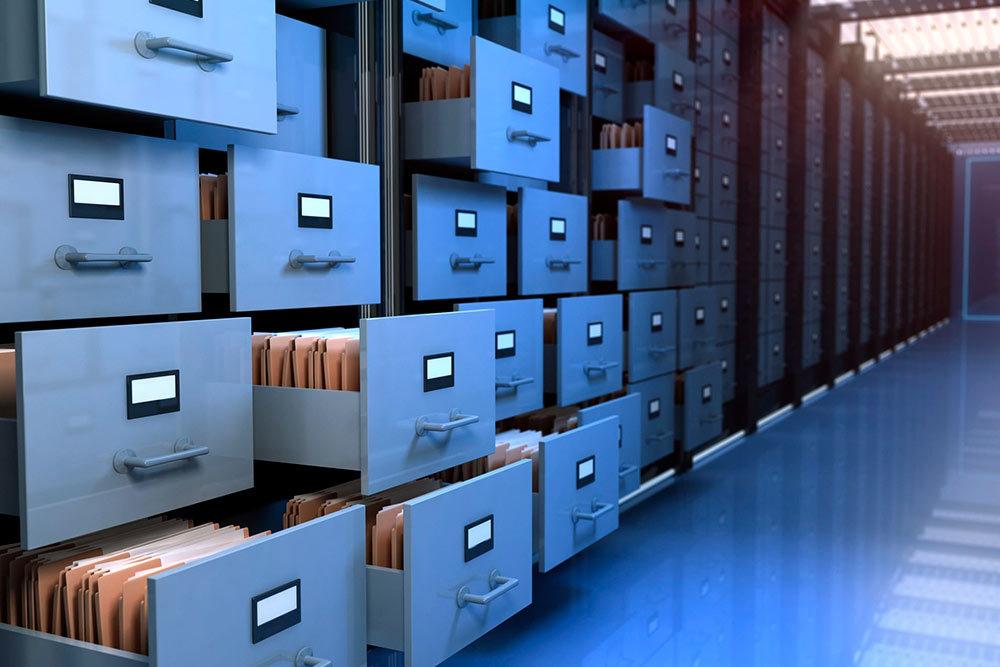 gestão eficiente de documentos